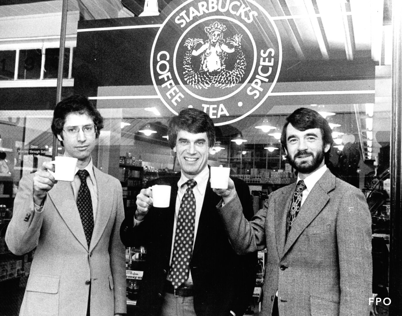 Zev Siegl, Gerald Baldwin and Gordon Bowker