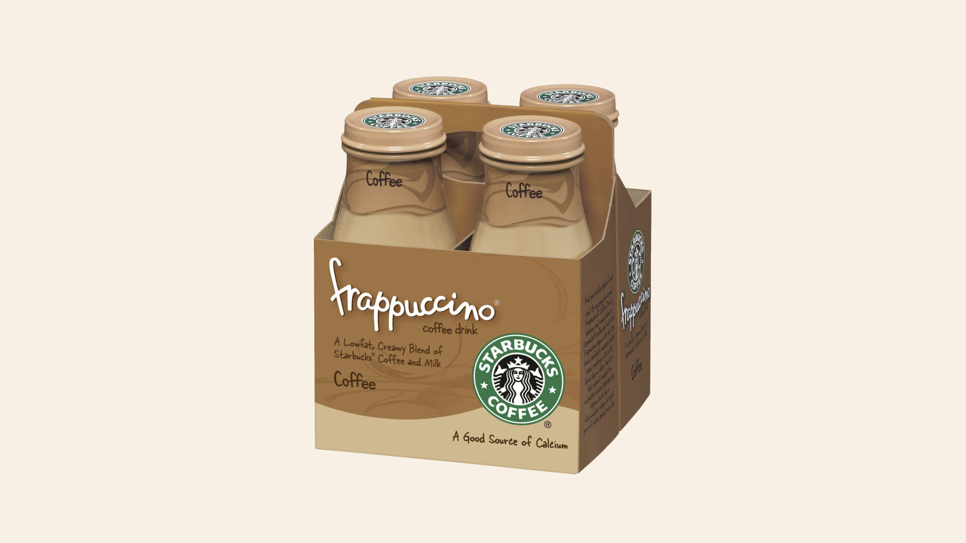 Bottled Frappuccino