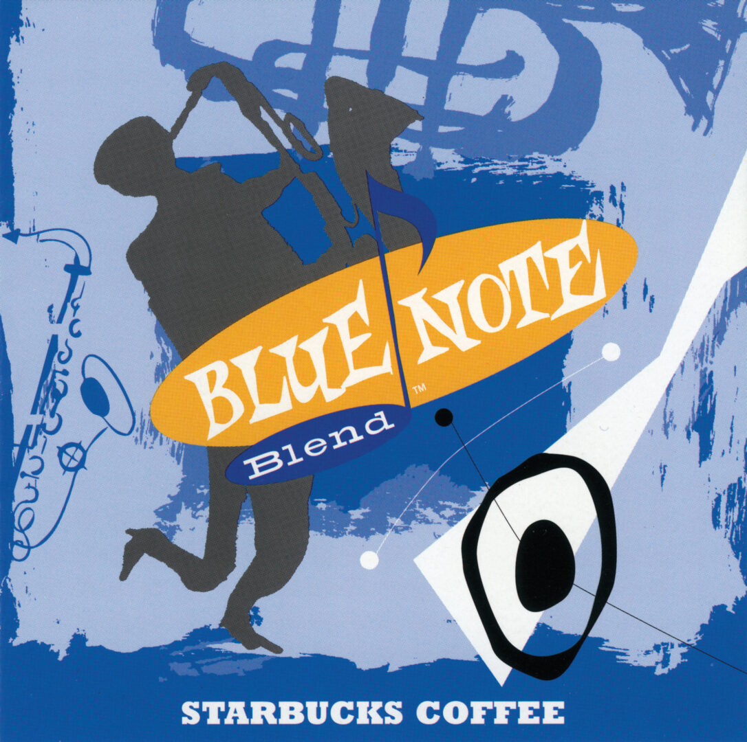 Blue Note Blend CD cover