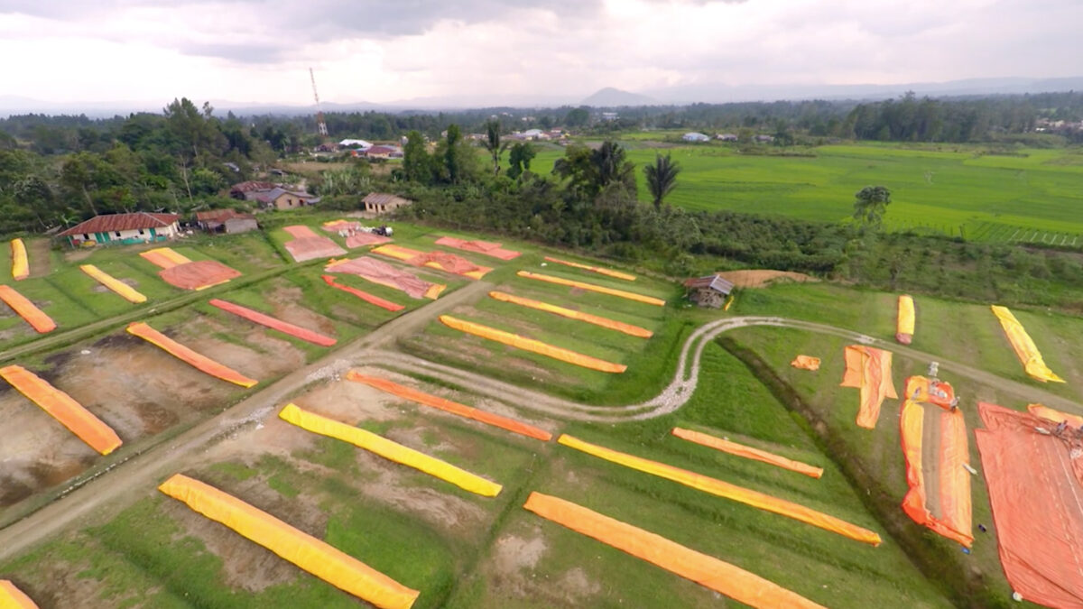 Farmer Support Center: Sumatra