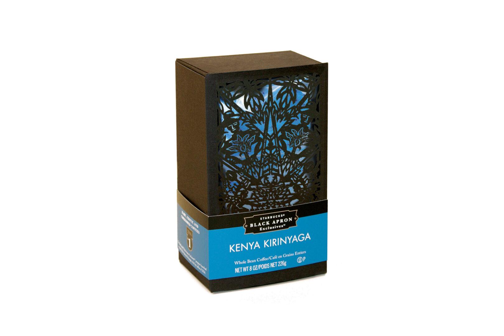 Starbucks Black Apron Exclusives Coffee, Kenya Kirinyaga