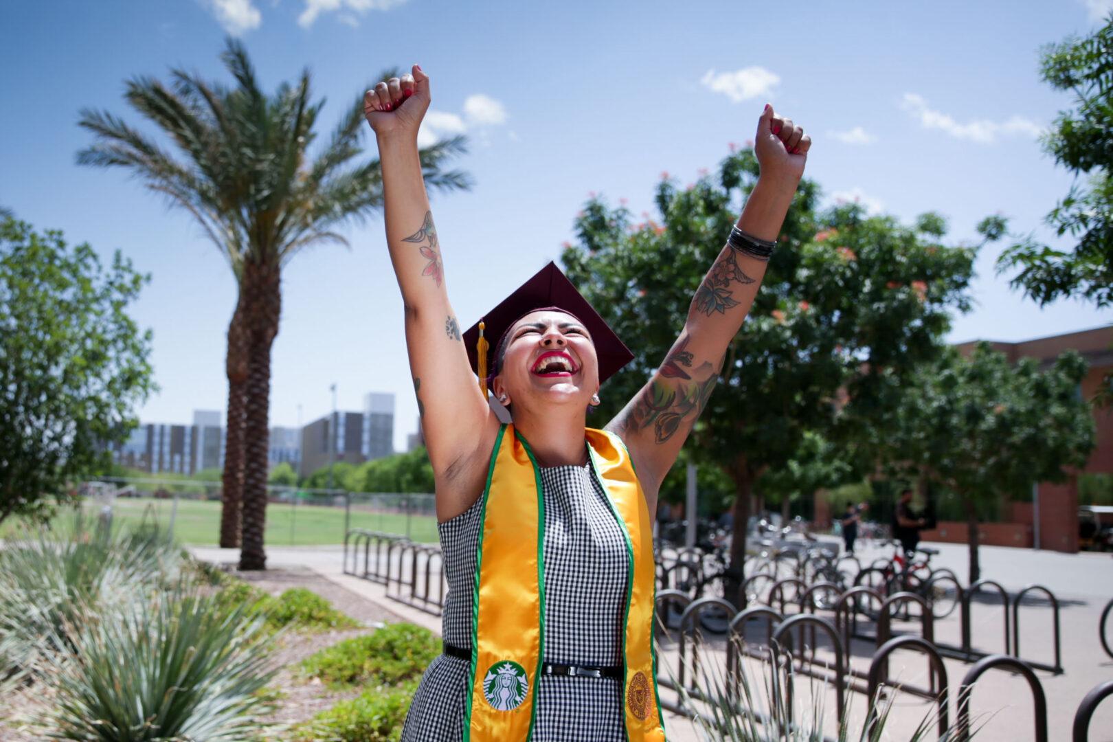 ASU Graduation Celebration
